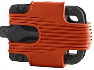silicone pedal cover