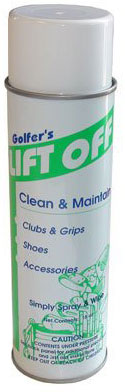 Golfer's Lift Off Cleaner