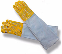 MarineStore@ Extra Heavy Duty Snake Handling Gloves