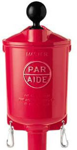 Par-Aide-Master-Ball-Washer red