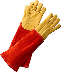 Vet-Pro™ Warden Pro-Max Animal and Reptile Handling Gloves