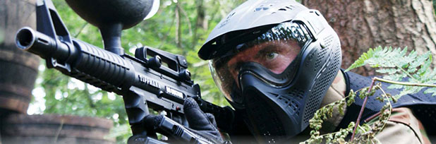 Top rated paintball guns