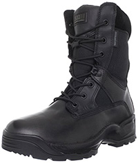 "5.11 Men's A.T.A.C. Storm 8"" Side Zip Boot"