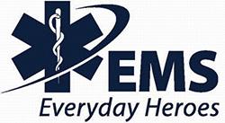 EMS worker logo