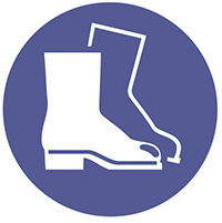 safety footwear logo