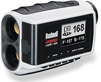 Bushnell White Hybrid GPS/Laser Rangefinder