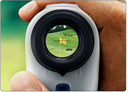 High quality affordable golf rangefinder