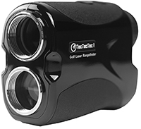 TecTecTec VPRO500 Golf Rangefinder - Laser Range Finder with Pinsensor