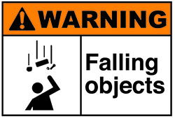 falling objects safety footwear