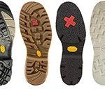 types of work boot soles