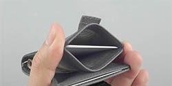 unique stylish wallet for men