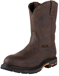 Ariat Men's Workhog Pull-on H2O Work Boot