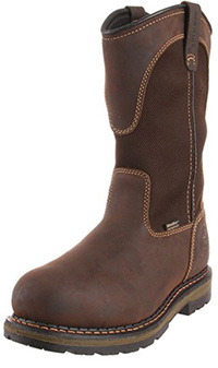 Irish Setter Men's 83900 Wellington Aluminum Toe Work Boot