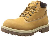 Skechers USA Men's Verdict Waterproof Boot wheat