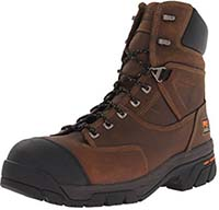"Timberland PRO Men's Helix 8"" Insulated Comp Toe Work Boot"