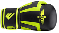 Elite Sports Adult Standard Boxing Gloves yellow