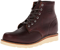 Original Chippewa Collection Men's 6-Inch Plain-Toe Boot