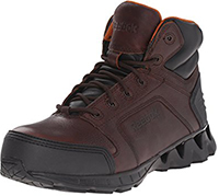 "Reebok Work Men's Zigkick Work RB7005 Athletic 6"" Work Boot"
