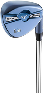 Mizuno Golf- S5 Forged Blue Ion Wedge