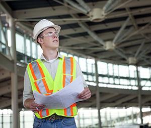foreman checking work