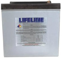Lifeline Marine AGM Battery - GPL-4CT