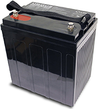 UBGC8 8 Volt 200 AH Golf Cart Deep Cycle AGM Sealed Battery