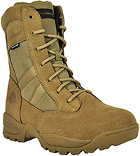 Smith & Wesson Men's Breach 2.0 Tactical Side Zip Boots -