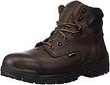 "Timberland PRO Men's 26078 Titan 6"" Waterproof Safety-Toe Work Boot"