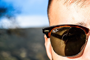 polarized vs tinted sunglasses guide