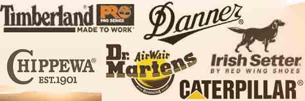 work boots brands