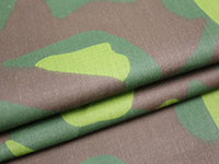 camouflage material fabric for the production of backpacks