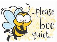 quiet bee