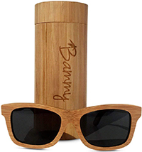 Bammy Bamboo Sunglasses