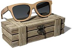 orbitree Wood Sunglasses for Men and Women. 100% Maple Wood