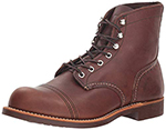 "Red Wing Men's Iron Ranger 6"" Boot"