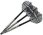 Target Darts Carrera Titanium Black Soft Tip Darts